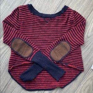 Dolce Vita cropped sweater size small